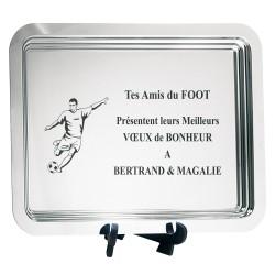 Trophée plateau