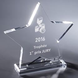 Trophée altuglass