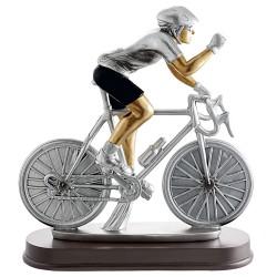 Trophée résine cyclisme masculin
