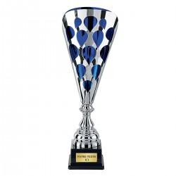Coupe Argent/Bleu